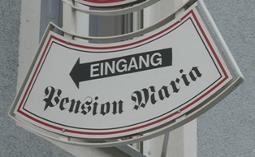 Pension_Eingang
